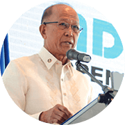 Testimonial: Honorable Delfin N. Lorenzana
