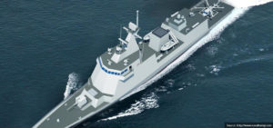 South Korean HHI to build two frigates for the Philippines
