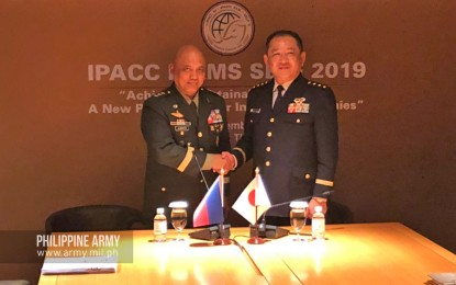 PH, Japan armies vow mutual support vs. unconventional threats