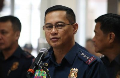 PRRD to appoint Gamboa as PNP chief