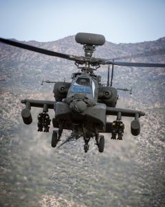 BOEING PITCH TO PH MILITARY: GET APACHE, STOP BEING 'PUSHED AROUND' IN WPS