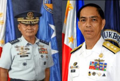 PH Air Force, Navy leadership changes loom
