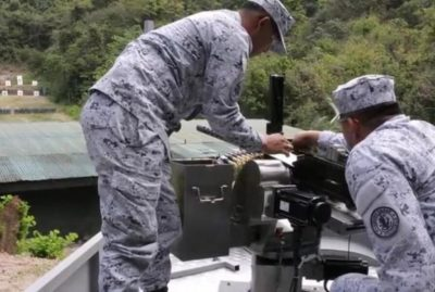 Philippine Navy & DOST launches Heavy-Barrel Automated Weapon Project BUHAWI