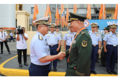 PCG welcomes Chinese counterpart in 'first-ever' maritime drill