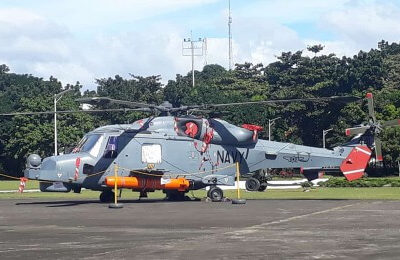 Navy's anti-sub choppers to be operational in November