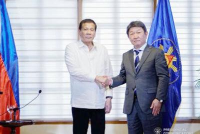 PHL, Japan agree on bolstering bilateral ties